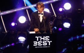 FIFA Awards: Luka Modric emerges THE BEST