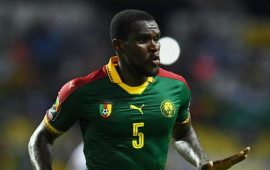 Cameroon coach Seedorf names Ngadjui as captain