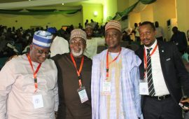 NFF Reform Committee at the Door Step of History