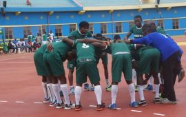 U20 Handball Nations Cup: Nigeria shock hosts Morocco