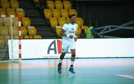 Philip Kalu's dream is to win the Nations Cup for Nigeria