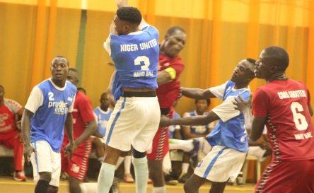 Prudent Energy Handball League: Safety Shooters fail to go top