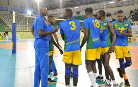 U21 Volleyball: Paul Bitok praises his players efforts