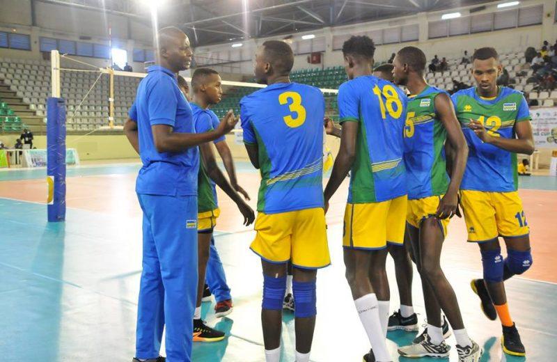 U21 Volleyball: Paul Bitok praises his players efforts