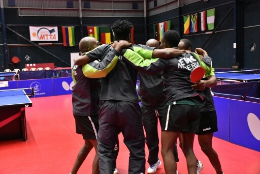 ITTF Africa: Aruna Quadri leads Nigeria to Gold in Mauritius