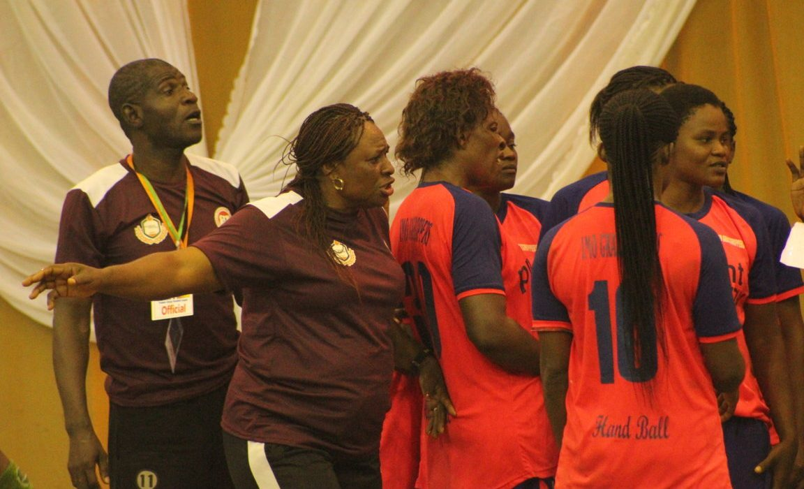 Handball League: Do not write Grasshoppers off – Stella Ndudi