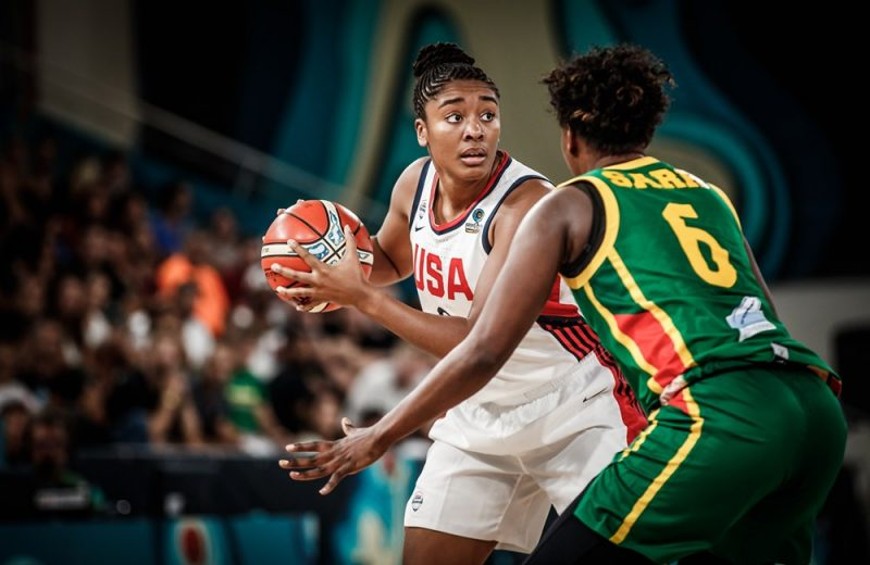2018 FIBAWWC: Defending Champions beat Senegal in opener