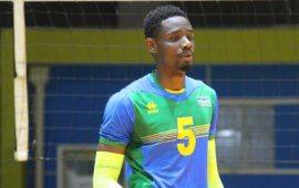 Mutabazi signs one-year deal with Bulgarian volleyball club
