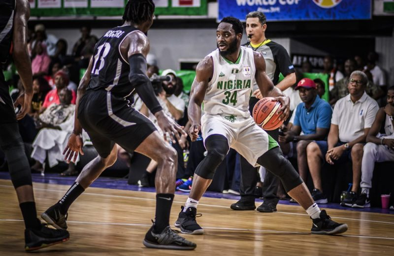 Ike Iroegbu leads D'Tigers to China 2019 FIBA World Cup