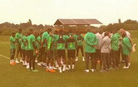 2019AFCONQ: Mikel Agu replaces Ndidi as Rohr invites 24