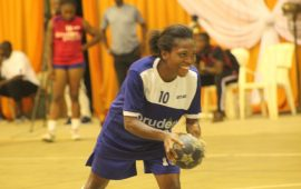 Handball: We were unlucky says Safety Babes' Ada Okey