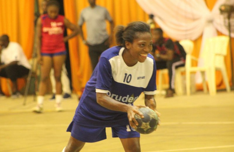Handball: We were unlucky says Safety Babes' Ada Okey