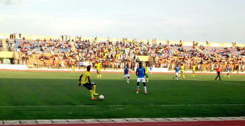 AITEO Cup: Pillars outclass Enyimba to book semi-final spot