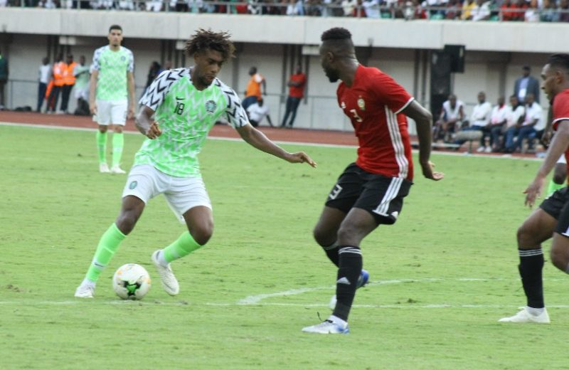AiteoCAF Awards: Iwobi best Nigerian Player, 6th in Africa