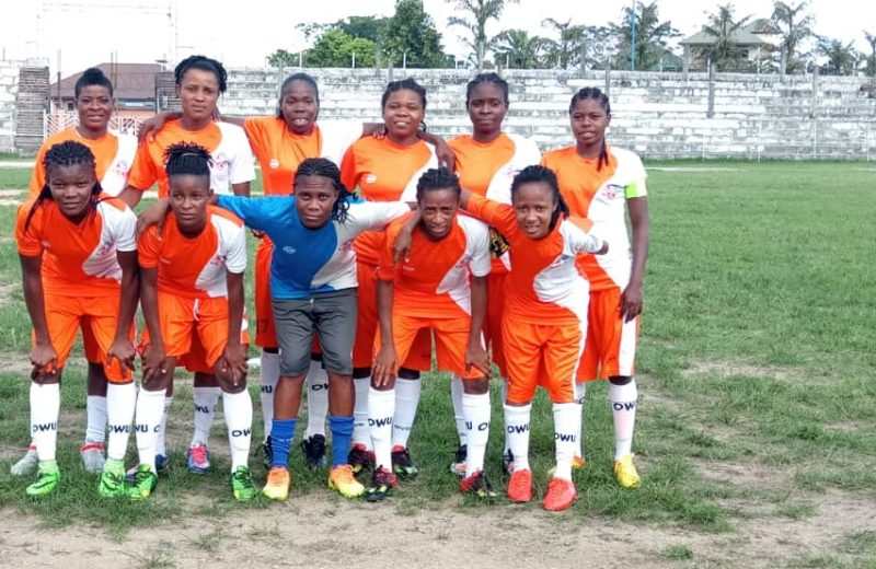 NWFL: Anam Imo's lone strike keeps Amazons on top