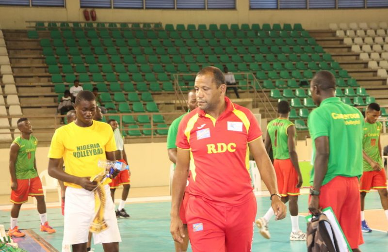 Volleyball: Hamid Abdellaoui signs four year deal with DR Congo