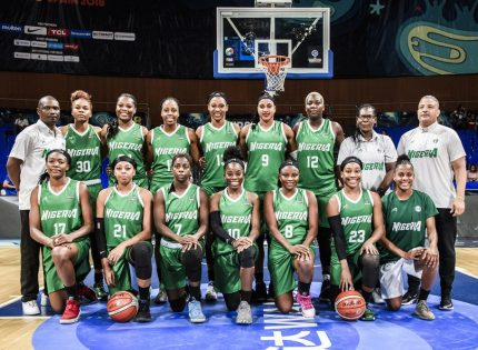 African Champions D'Tigress move up in latest FIBA rankings