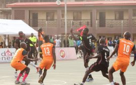 Prudent Energy Handball League: COAS Shooters record first win
