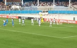CAFCC: Abdelilah Hafidi's strike downs Enyimba in Aba