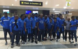 CAFCC: Enyimba duo Afelokhai, Oladuntoye return for Raja