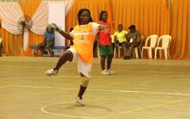 MaryJane Azubuike: I represented Nigeria with my 3 week old baby