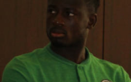 "AFCON 2019: Jamilu Collins eager to ""show"" Nigerians"