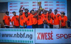 Basketball: KwesePBL 2018 final 8 dunks off in Kano