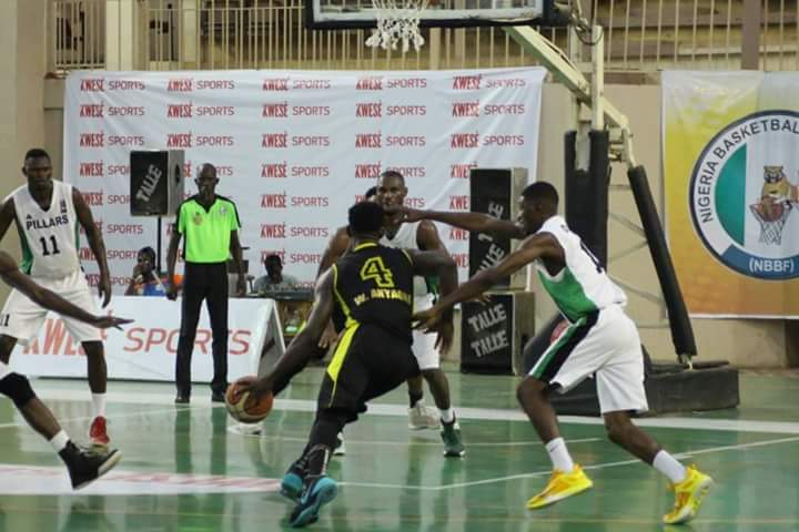 Kwese PBL: Gombe Bulls face Kwara Falcons in final