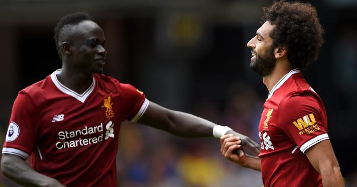 Liverpool duo Mo Salah and Sadio Mané make Balon d'Or long list