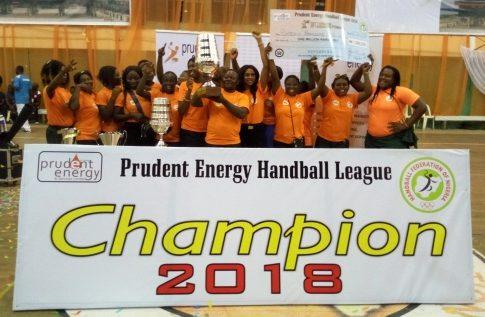 Prudent Energy Handball League champions emerge