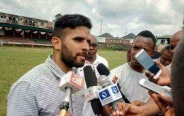 Rafael Everton, Duke Udi audition for Akwa United job