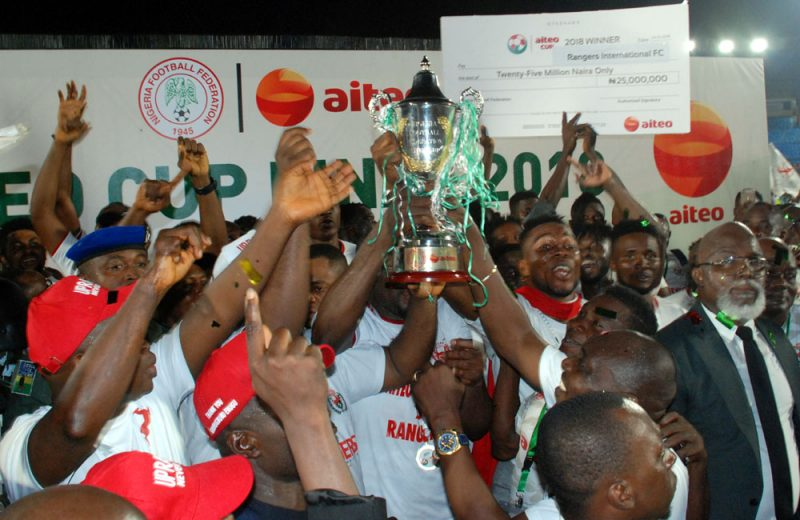 """AITEO Cup final: Ogunbote hails substitutes for """"rescue mission"""""""