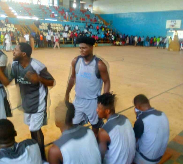 Play stopped as violence erupts during Team Delta Vs Rivers