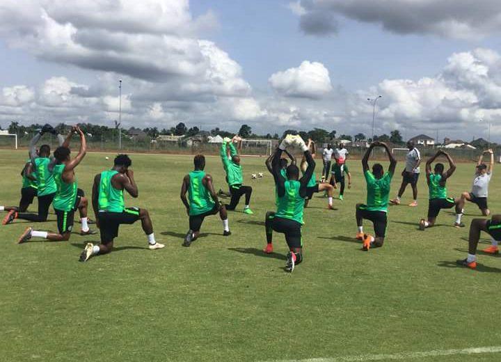 Nigeria vs Seychelles: Full house in Eagles camp as Seychelles arrive