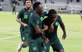 AFCON2019Q: Five posers from Nigeria's win over Libya