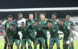 FIFA/Coca-Cola World Ranking: Nigeria ends the year 4th in Africa