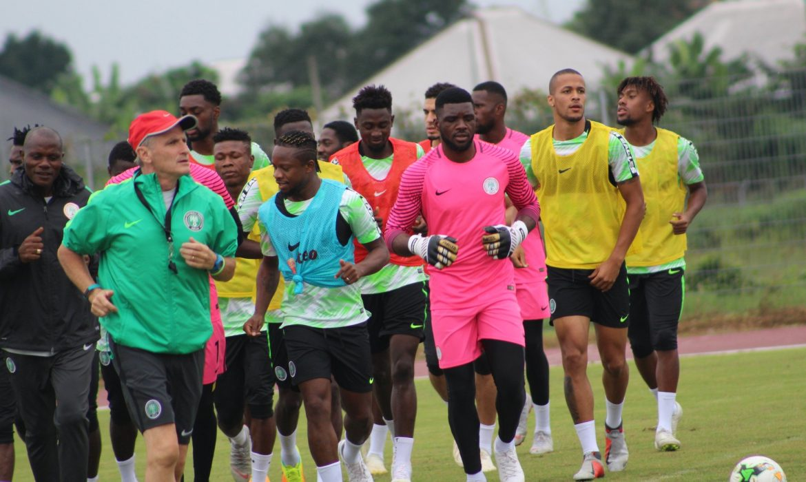 AFCON 2019: I will pick the fittest 18 for Libya, says Rohr