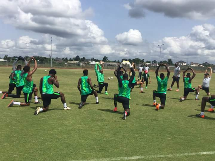 AFCONQ: Eagles begin training for Libya on Wednesday