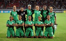 AWCON 2018: Nine foreign based Falcons join camp