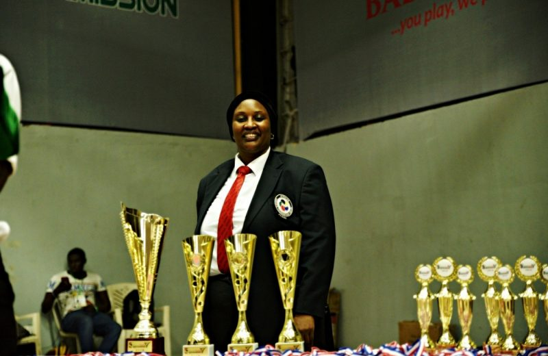 Karate: Zainab Saleh impressed with female competitors