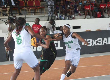 FIBA 3×3 Africa Cup: Nigeria advance to quarter finals