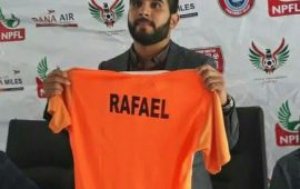 NPFL: Akwa United unveil Rafael Everton as manager