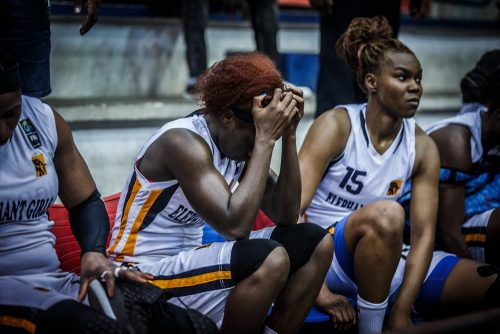 FIBAACCW: Ferroviario De Maputo halt First Bank's unbeaten run