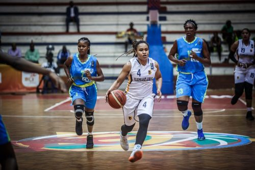 FIBAACCW: Makiese double-double for unbeaten First Bank