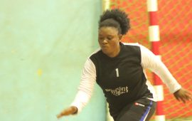 Handball made me a better person – Chidinma Anosike