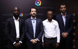 LaLiga: Spanish football contributes to game's global development