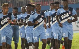 TotalCAFCL: Alimi brace helps Lobi to win over Assec