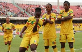 AWCON 2018: Ghana bow out as Cameroon, Mali emerge