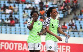 AWCON 2018: Onome Ebi apologises to Nigerians