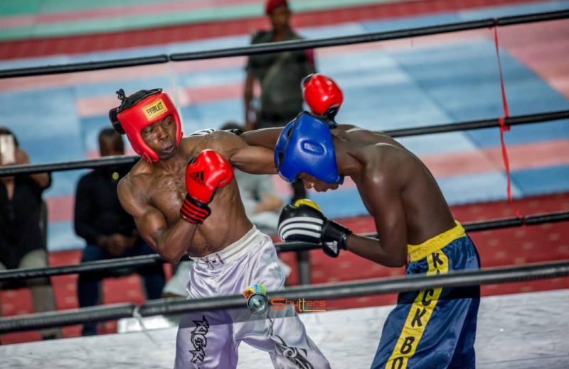 Nigeria kickboxers need to be more technical says George